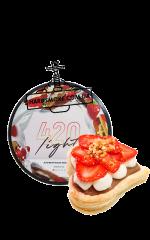 Табак 420 Light Клубничный мильфей (100 г)
